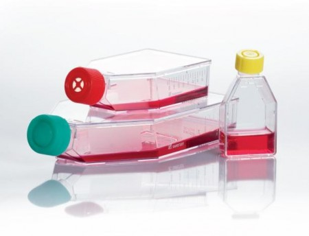 Celledyrkingsflasker